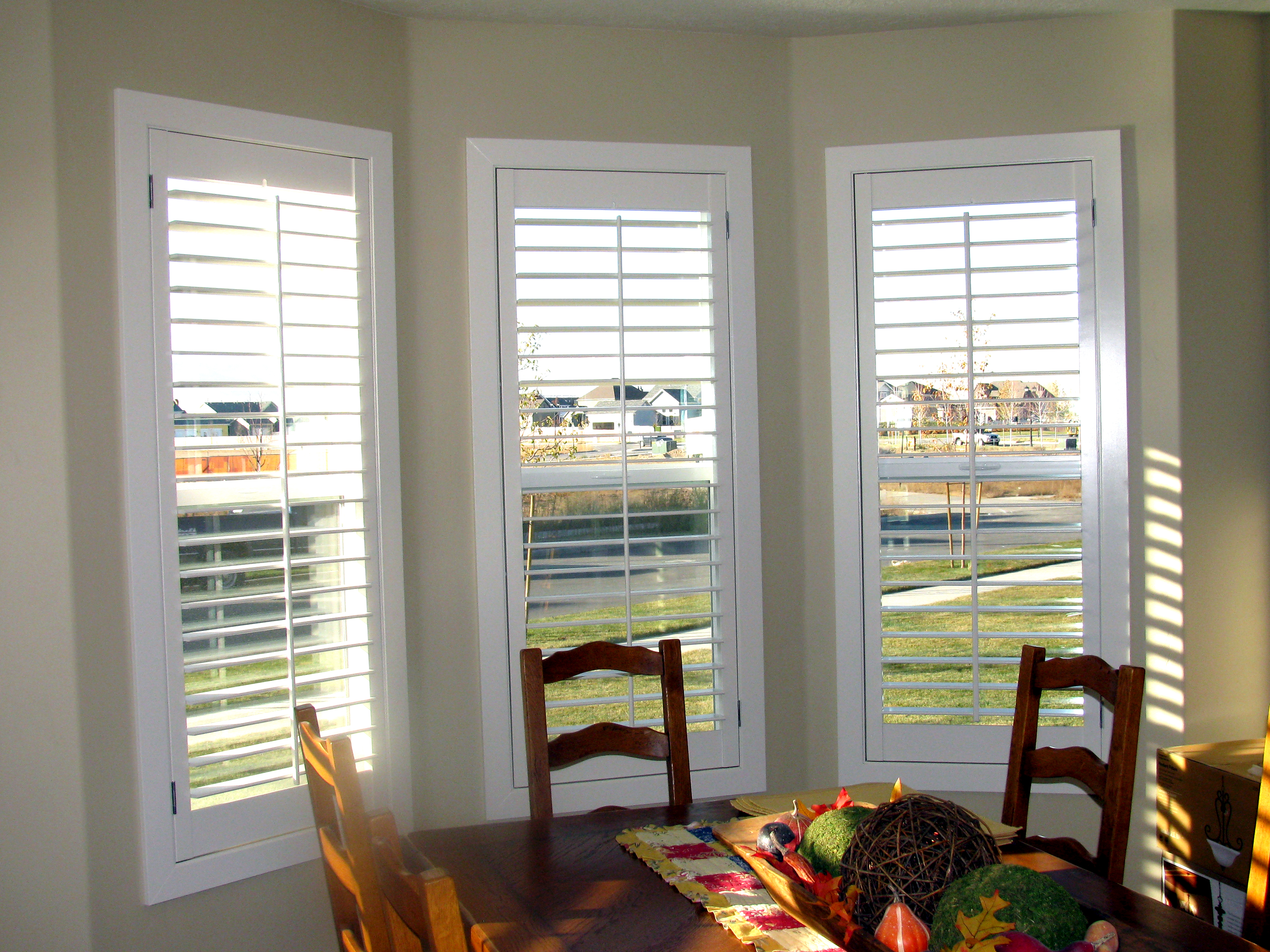 Window Coverings And Memory Stanfield Shutters