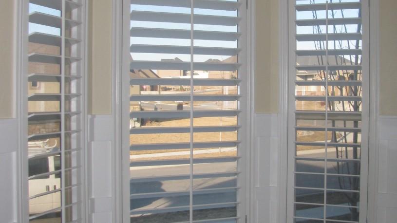 Office window shutters