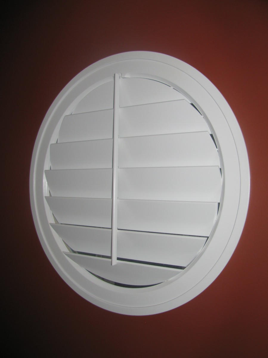 designer shutters