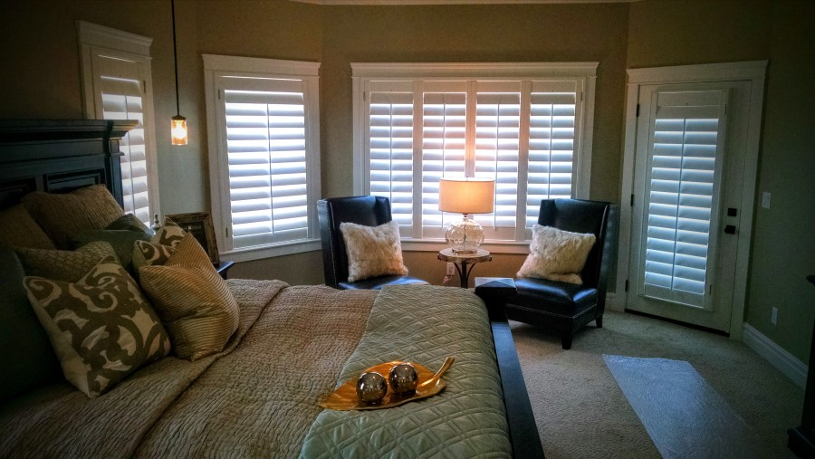 Home Shutters for Utah Parade of Homes