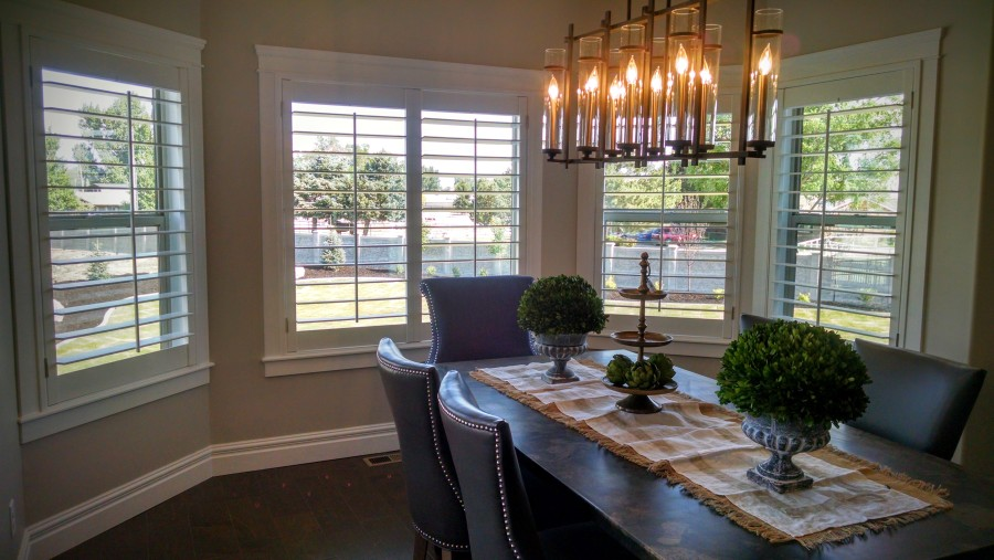Window Treatments for Padade of Homes in Utah