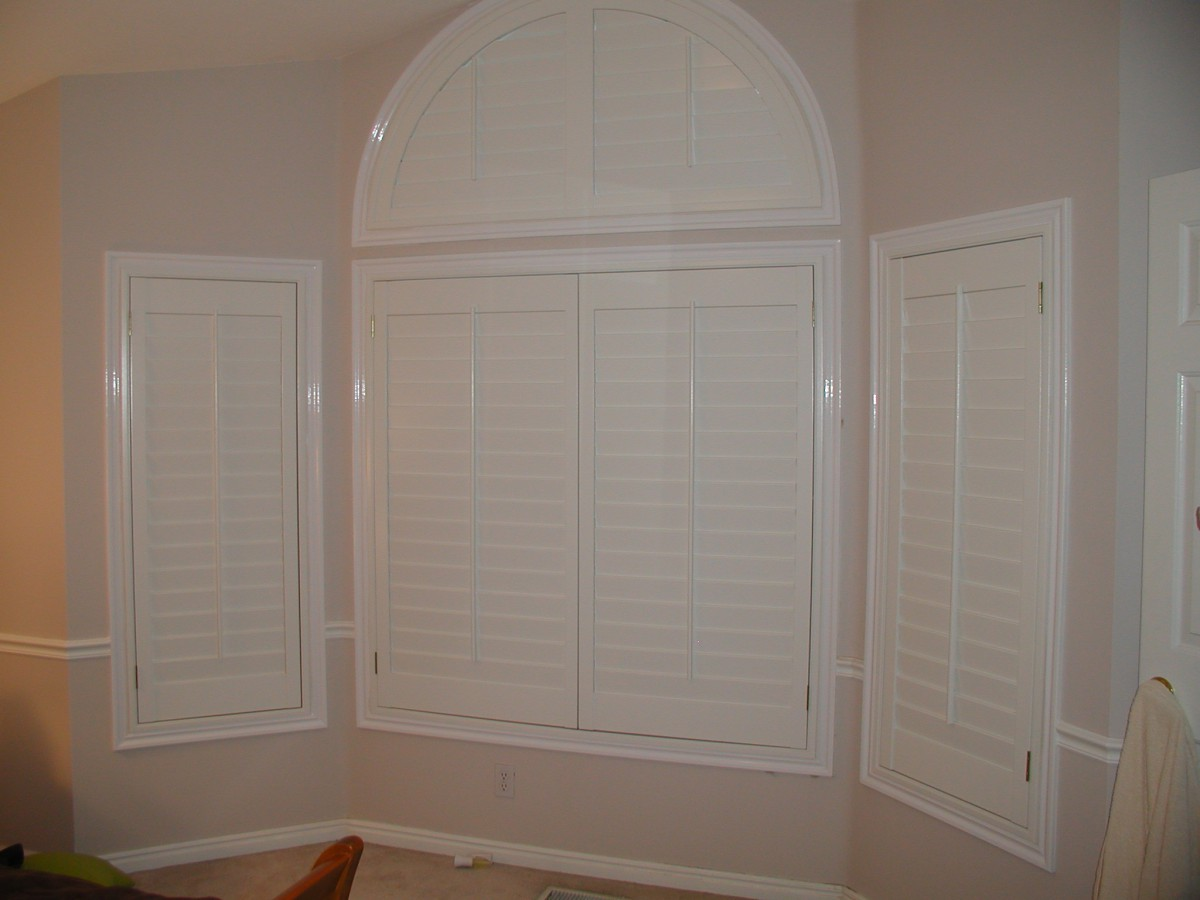 Shutters For Arched Windows