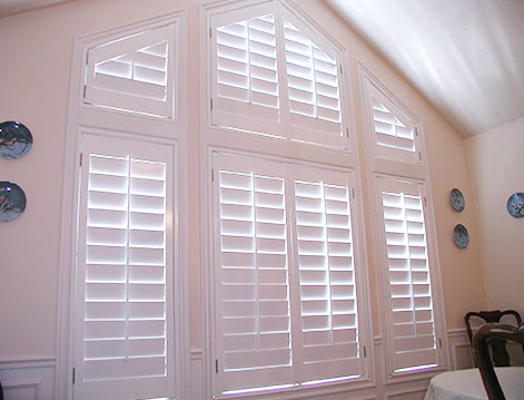 Benefits of Vinyl Synthetic Shutters