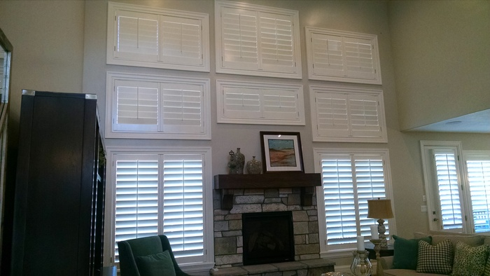 Stanfield Engineered Wood Shutters