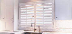 Vinyl Synthetic Shutters White